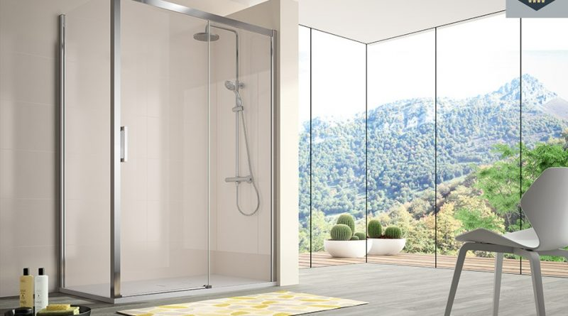 Installer une porte de douche