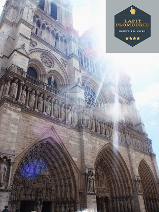 Plombier Paris 4 Notre Dame de Paris
